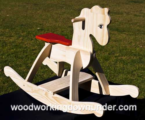 rocking horse building instructions
