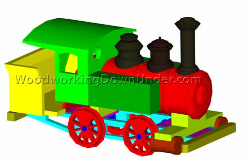 Build Wood Toy Train | Search Results | DIY Woodworking Projects