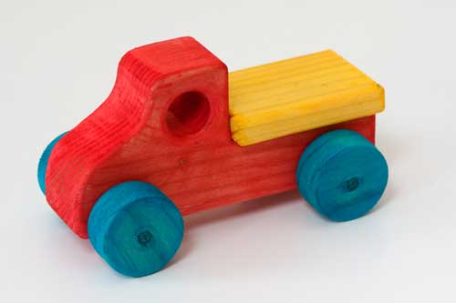 Permalink to build big wooden toy trucks