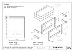 Work Bench Plans - The World's Leading Woodworking Resource