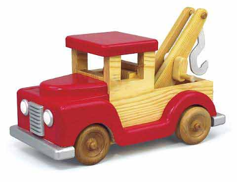 Wood Toy Truck Plans 6