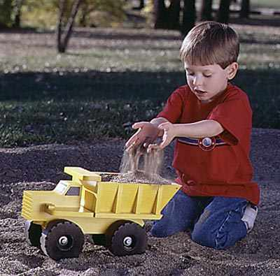 Wood Toy Truck Plans 2