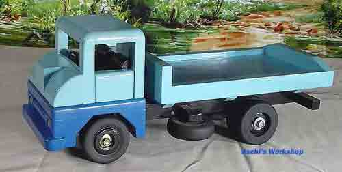 Wood Toy Truck Plans