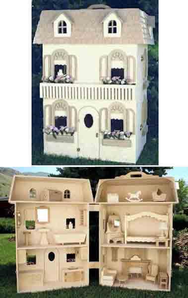 barbie dolls house plan