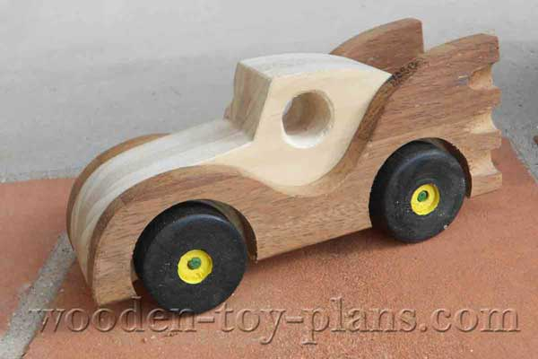 image about Free Wooden Toy Plans Printable named Picket Toy Car or truck Strategies pleasurable job no cost layout