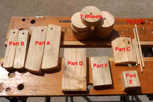 Wood Building Toys For Boys : Construction toy plans make wooden toys for boys