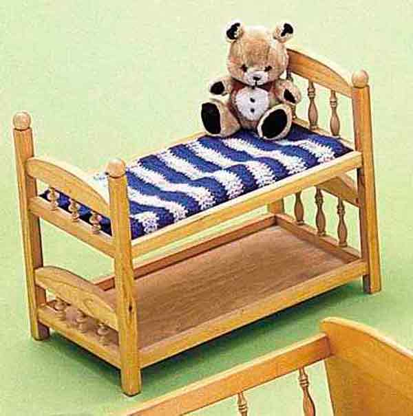 doll furniture woodworking project plans