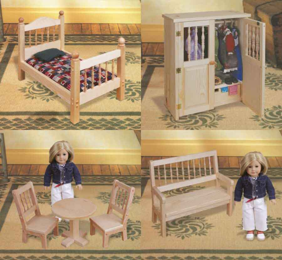doll furniture plans