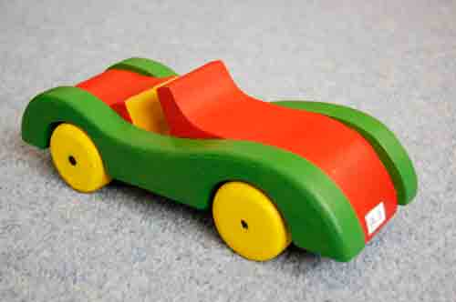 Free Wooden Toy Car Plans