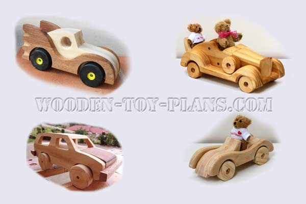wooden toys for boys free plans complete with instructions