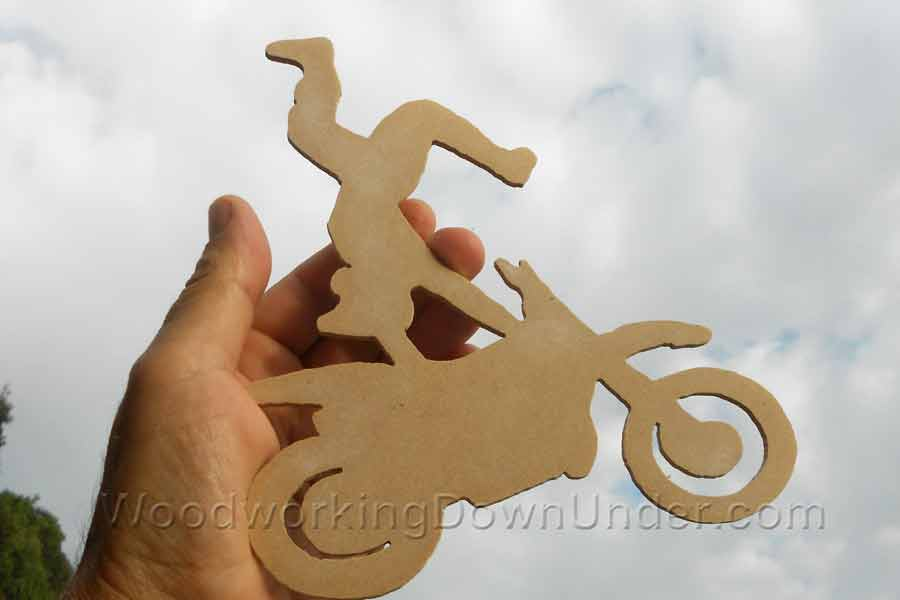 motorcycle scroll saw patterns