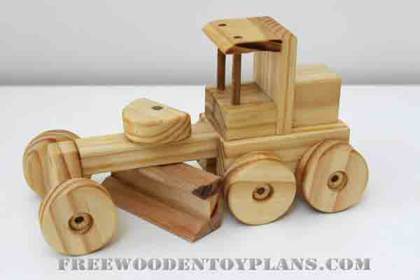 Free wooden toy plans. For the joy of making toys, print ready PDF