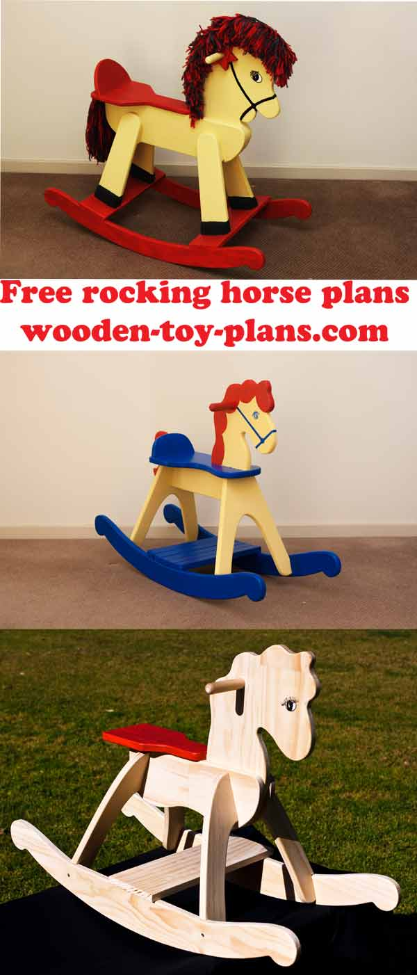 Free wooden toy plans  For the joy of making toys, print ready PDF