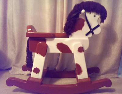 Rocking Horse by David Fisher