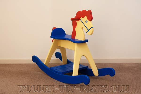 free rocking horse plans - Homemade Scooter Cover Horse Plans