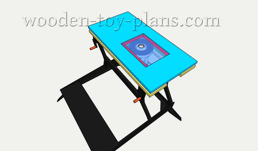 free router table plans pdf