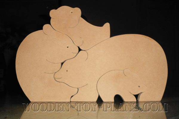 Easy scroll saw patterns print ready PDF download