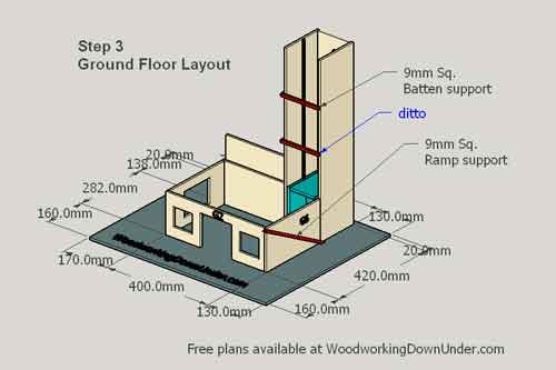 Amazing Woodworking Plans Toy Garage  Courses