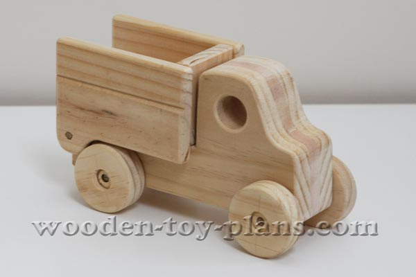Toy Car Plans : Wooden truck plans free fun to build