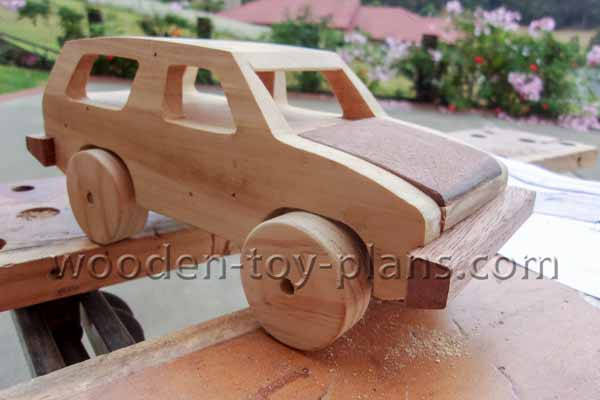 Wooden Toy Car Plans Print Ready Pdf Download Woodcraft Project
