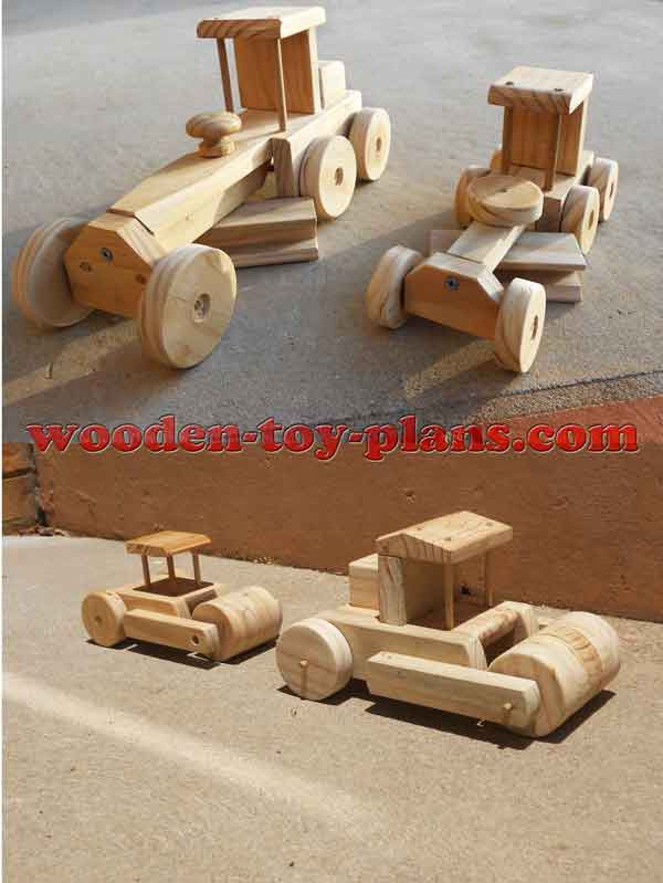 Wooden Toy Plans Free Downloads