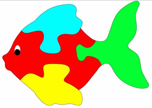 Scroll Saw Puzzle Patterns 17 Simple Print Ready Free To