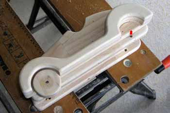 wooden toy car plans step13